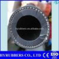 Hydraulic Hose DIN En856 4spWire Spiral High Pressure Hose Manufacturer