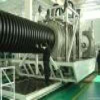 Zhongyuntech HDPEPP double wall corrugated pipe making machine Manufacturer