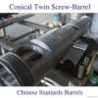65132 double screw & barrel PVC pipe extruder Manufacturer