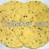 Spice Pepper And Jeera mix Appalam &amp Pappadam Manufacturer