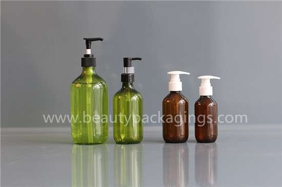 Custom Color Decorative Shampoo Pump Lotion Bottle From Guangzhou Extraordinary Decorative Lotion Bottles