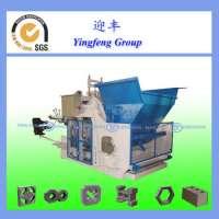 QMY10-15 egg laying brick block making machine