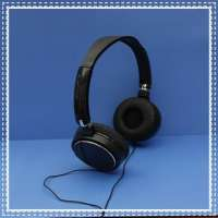 Computer accessories foldable headset