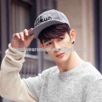 wool 3d embroidery cap