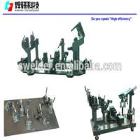 welding machine jig / fixture