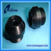 CNC precision turning plastic Bicycle Components DelrinPOMABS Manufacturer