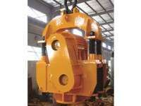 Vibratory hammer  dz110ks heavy construction equipment Manufacturer