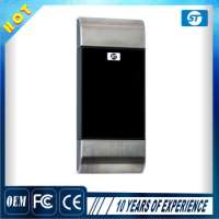 RFID Outdoor Metal Case Waterproof Door Access Control touch keypad Smart Card Reader Manufacturer