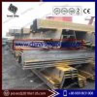 Cold rolled steel sheet pile Manufacturer