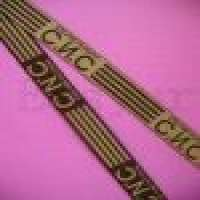 polyester ribbon jacquard tape stretch tape cotton tape lace st Manufacturer