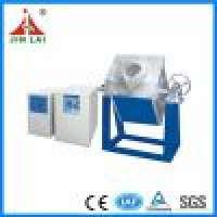 Low Tilting Type Induction Melting Furnace Manufacturer