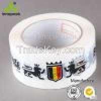 customized printing BOPP packing tape printing tape Manufacturer