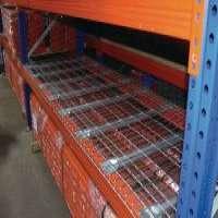 Welded wire mesh panel pallet rack decking storage Manufacturer