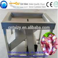 gizzard peeling machinegizzard skin peeling machinestainless steel chicken gizzard peeler Manufacturer
