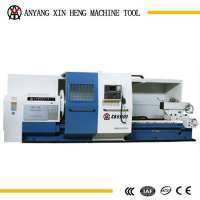 CKP61100 spindle bore 130mm cnc lathe machine with good service Manufacturer