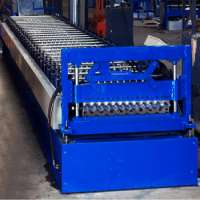 High tensile tile sheet panel rolling machine Manufacturer