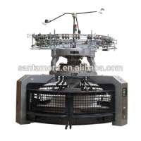 High Speed Double Jersey Openwidth Circular Knitting Machine