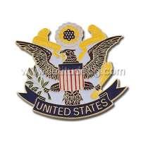 blazer pocket badge