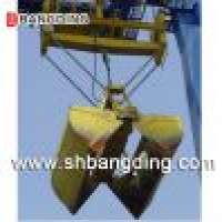 ElectroHydraulic Clamshell Grab bucket cargo loading and unloading Manufacturer
