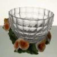 decorative glass bowls Manufacturer