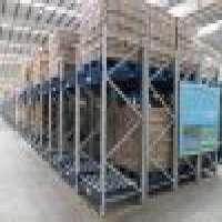 Gravity pallet racking Manufacturer
