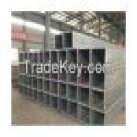 S355 building material welded rectangular pipe Manufacturer