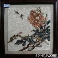 Flower Stone Mosaic Tile Manufacturer