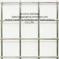 Welded steel Mesh Panels Manufacturer