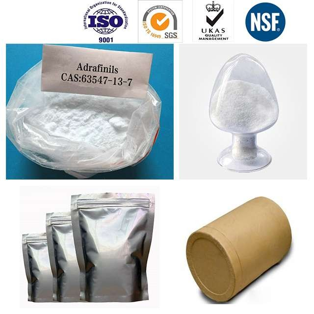 Sarm Steroids Nootropic Adrafinils for Treabagg Depression CAS:63547-13-7