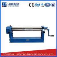 Manual Slip Rolling Machine