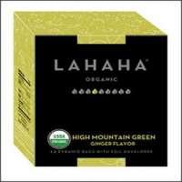 Green Tea With Ginger Flavor Manufacturer