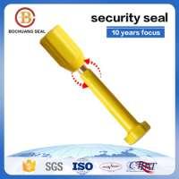 snaplock bolt seal container