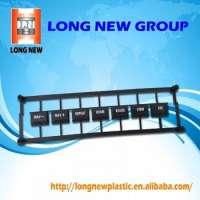 Eletronic components push button plastic injection mould
