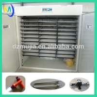 !!! Dezhou Mujia 2000 poultry incubator goose eggs