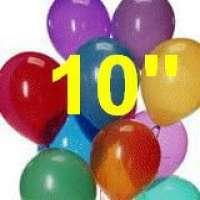 "10"" std latex balloons Manufacturer"