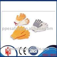 Soaking rubber cotton glove Manufacturer