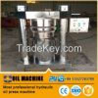 cooking oil processing machinery oil press machine oil expeller Manufacturer