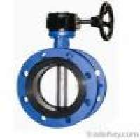 Flanged butterfly valve Manufacturer
