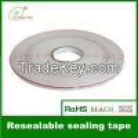 Book Binding Tape and sealing Bopp bag printing Double Coated Resealabel Sealing Tape Manufacturer