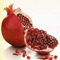 Fresh Indian Pomegranates Fresh Anaar Fresh red Pomegranates