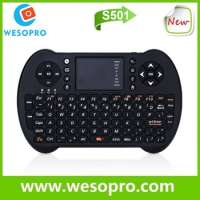 wireless mini keyboard touchpad Manufacturer