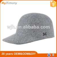 Wool Baseball Cap Manufacturer