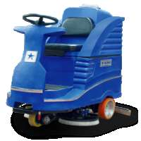 Ride on floor cleaning machine Manufacturer