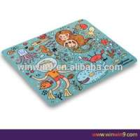 printed rubber mouse padmouse padmouse pad gaming