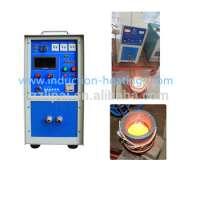 1~3kg Aluminum induction heating melting furnace Manufacturer
