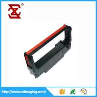 high density black and red dual color printer ribbon ERC38 EPSON TMU200300220 Manufacturer