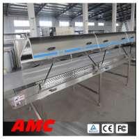 Standardized Modules Polyurethane Hoods boneless chicken meat Cooling Tunnel Machine Highoutput Production Line