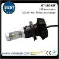 G7H13 High Low Beam LED Headlight Kit without Dark Spot Manufacturer