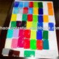 bright colors cast acrylic sheet Manufacturer