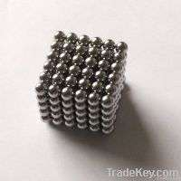Homemade Permenent Neodymium 5mm Magnetic Balls Manufacturer